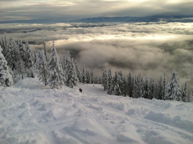 Early Season Deep Snow